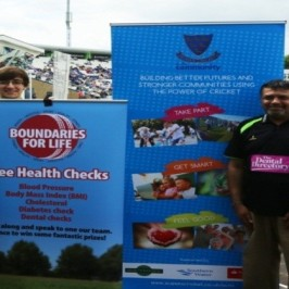 Sussex Cricket in the Community initiative